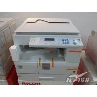 南京理光复印机提示没墨不能复印上门换粉盒