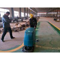 商场里适合用什么洗地机?合美全自动洗地机