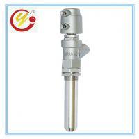 厂家直供防滴漏气动液体灌装阀 不锈钢材质加长杆角座阀DN15