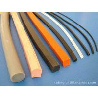 厂家供应硅胶彩色密封条 防火膨胀密封条 阻燃胶条 U型装饰条