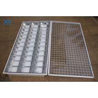 FGY-M防水防尘防腐防爆格栅灯荧光灯LED灯嵌入式实验室机房面板灯