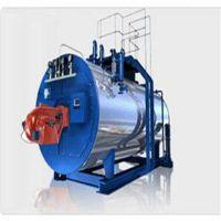 枣阳卧式全自动燃油气蒸汽锅炉 WNS卧式全自动燃油/气蒸汽锅炉的