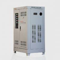 德力西大功率三相补偿式电力稳压器50KWSBW-50KVA高精度全自动-电子交流稳压器补偿式三相稳压