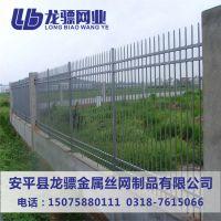 铁艺栏杆厂家 楼梯铁艺栏杆 植物围墙护栏图片