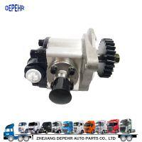 浙江德沛供应欧系重型商用车发动机修理件雷诺卡车转向助力泵5010600046 5001865386