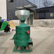 家用水稻打米机 沙克龙碾米机成套设备 启航高粱脱皮机大产量
