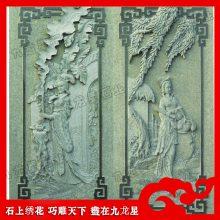 寺庙窗雕壁雕定制 青石浮雕生产厂家