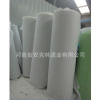 厂家生产 3mm厚度阻燃针刺棉 阻燃过滤棉过滤棉5mm10mm初效过滤棉