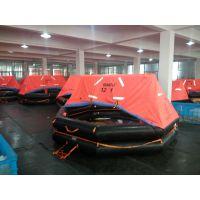 Y(YJ)型10人船用气胀式救生筏 近海渔业救生筏