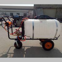 启航小型农用机械 手推式汽油打药机 汽油园林打药机