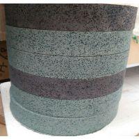 厂家现货直销绿碳黑碳化硅大气孔平行砂轮磨橡胶专业砂轮