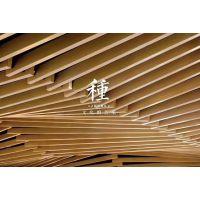 南京市餐厅铝方通 装饰美观,时尚新颖