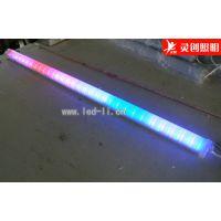湖南长沙外控LED数码管厂家 工程品质 双重防水质量有保障-灵创照明