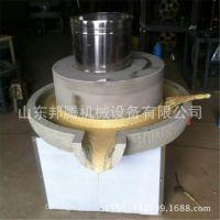 邦腾石磨豆浆机,石磨肠粉机_广东西江电动石磨机 高效率豆腐机