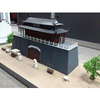供应湖北黄梅旅游沙盘模型制作 古建模型制作 上海尼克模型公司