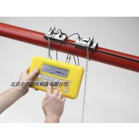 中西 (HLL)便携式超声波流量计 型号:MM77-PF300-PLUS 库号:M324308