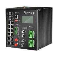 OTS-MIS万兆以太网交换机8路POE供电