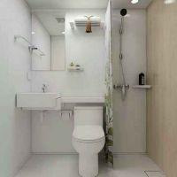 厂家供应整体卫生间整体卫浴干湿分离一体式卫生间
