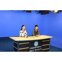 学校虚拟演播室建设公司_北京新维讯科技