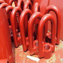 友瑞牌吊环螺母FIG290 碳钢材质 弹簧支吊架生产厂家