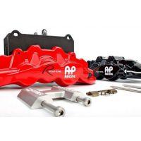 AP8520刹车 宝马640i刹车改装AP8520大六活塞刹车套装。