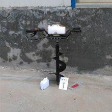 盐城花园打孔机 小型立柱挖坑机 汽油便携式打洞机