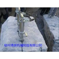 想要工程干的快找,广西柳州博奥劈裂机,专业制造分裂机十五年
