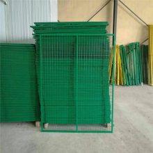 厂区隔离网 市场摊位分离网 焊接网片