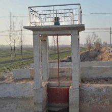 宇东水利解析2米宽1.8米高整体式平面铸铁闸门安装调试方法