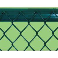 体育场围栏网、球场隔离栏、网球场护栏网、高校球场专用护栏、优质低碳钢丝勾花网、润昂现货直销可定制