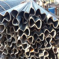 异型管,异型管厂家定做各种异型管,扇形。梅花形。元宝形,三角形,六角形,各种材质,厂家,执行标准