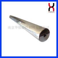 南京华锦 N30-N52 钕铁硼不锈钢磁铁棒 高强磁力棒 优质强磁除铁棒定制