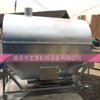 煤气两用炒货机 可炒花生瓜子芝麻栗子 滚筒式炒锅