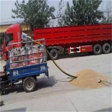每小时5-6吨的软管式吸粮机-车载装车机/小型上料机XY1