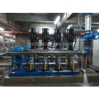 宝鸡金台全自动变频恒压供水设备 宝鸡金台无负压成套供水设备 无负压给水成套机组 RJ-L851