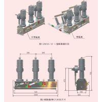 启轩ZW32-12F/630-25智能真空断路器实力厂家