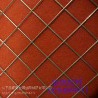 常年生产钜钢5*5不锈钢碰焊网片---钜钢丝网