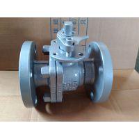 供应Q41F-150LB-DN50美标碳钢法兰球阀