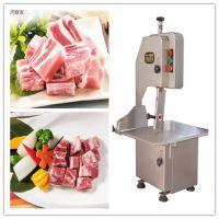 立式商用锯骨机是排骨、冻肉、猪蹄,家禽、鱼类理想的分解设备