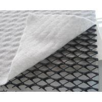 宏祥为解决地下排水和地基加固生产的贴心材料——三维复合排水网