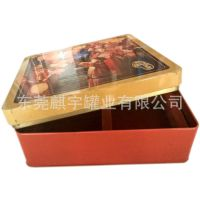 厂家热销 马口铁食品包装盒 食品铁盒 金属包装铁盒