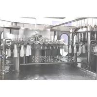 力得利推荐新款鲜奶饮料热灌装机