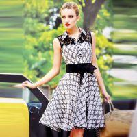 时尚女装三彩品牌折扣女装尾货批发 三彩女装库存货源分份