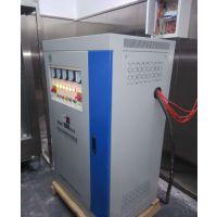 上海言诺室内用三相稳压器SBW-100KVA三相大功率补偿稳压器
