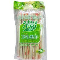 广西超市供应商梧州一次性卫生筷子批发小吃筷子价格厂家批发