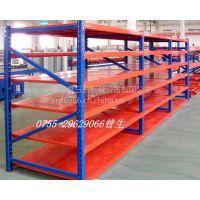 仓库货架设计销售安装一体 加厚材料货架承重好 外表美观 拆卸安装都很方便