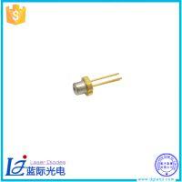 全新进口欧司朗520nm10mw绿光激光管 水平仪模组激光二极管