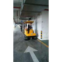 高洁厂家直销电动驾驶式扫地车GJ-SD3创新技术高效清扫
