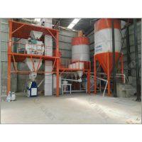 永兴牌年产20万吨砂浆生产线 大型砂浆成套设备