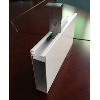 弧形铝方通装饰无处不在,广州各种规格铝方通定制厂家。